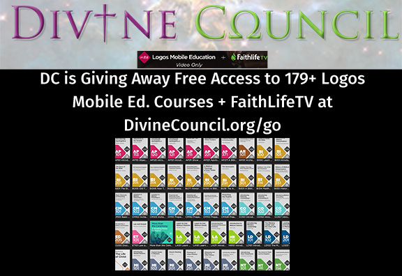 Divine Council FaithLife Giveaway Officially Begins!
